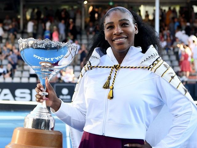 Serena Williams Donates Prize Money From Her First Title Win In Three Years To Australian Fire Relief