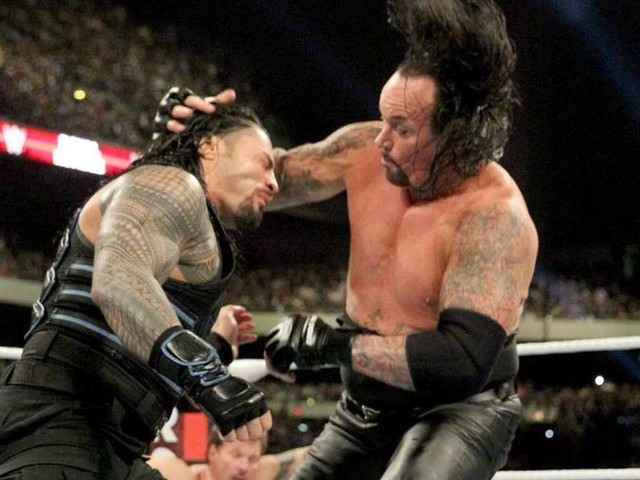 """""""It Made Me Wanna Cry""""- Roman Reigns Issues Statement on Wrestlemania Match With Undertaker"""