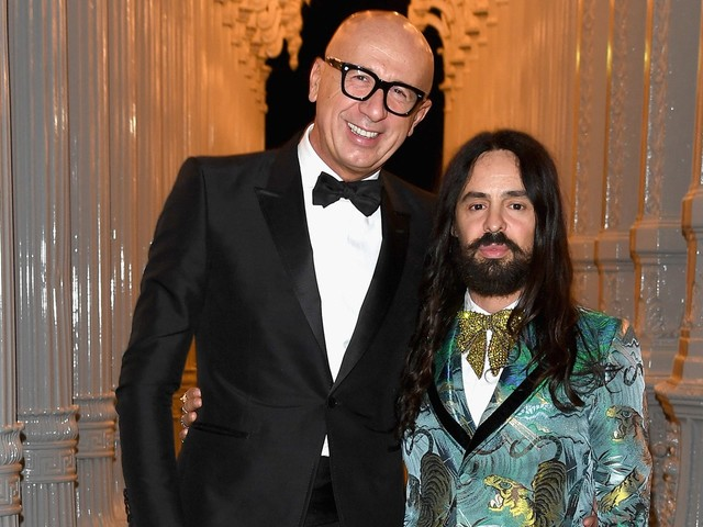 Alessandro Michele Designed A Gucci Call Center (— & Yes, It's Gorgeous)