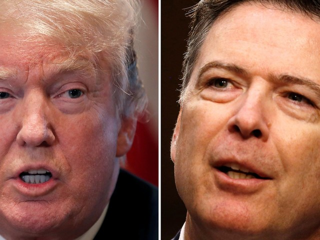 The FBI reportedly started investigating whether Trump was a Russian asset after he fired Comey