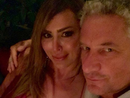Kelly Dodd calls Fox News' Rick Leventhal her 'prince' in romantic pic