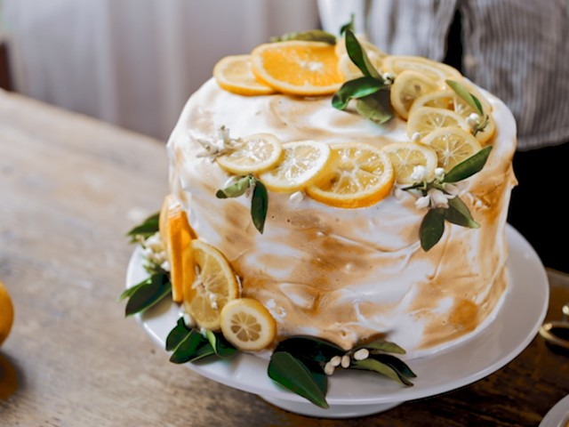 Recipe: Lemon Meringue Layer Cake — Video from Kitchn
