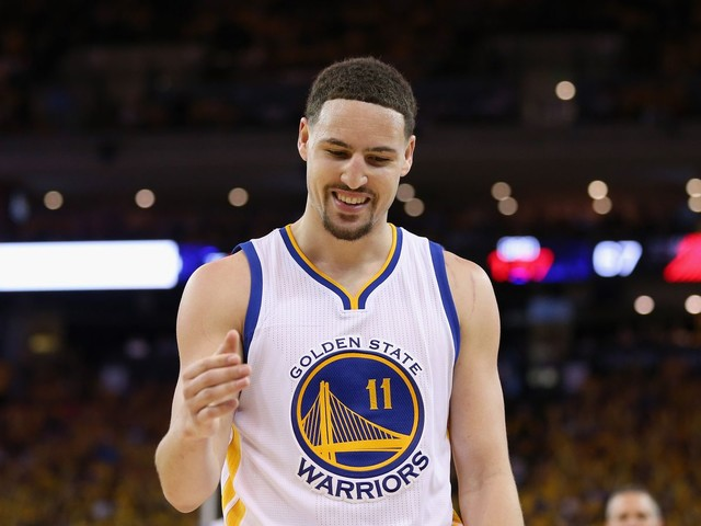 Cavaliers vs. Warriors NBA Finals 2017: Klay Thompson bounced back for his best game of the playoffs in Game 2
