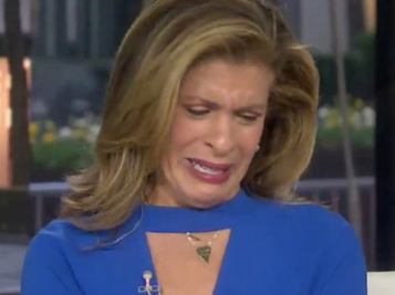 WATCH: Hoda Kotb Breaks Down In Tears While Talking To NFLer Drew Brees About His $5 Million Donation To Louisiana