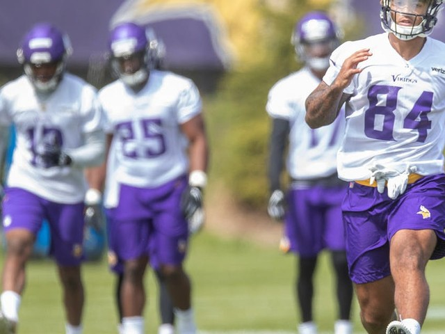 How do they stack up? A post-draft look at the Vikings' depth chart