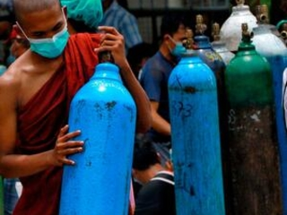 Myanmar leaders 'weaponizing' COVID-19, residents say