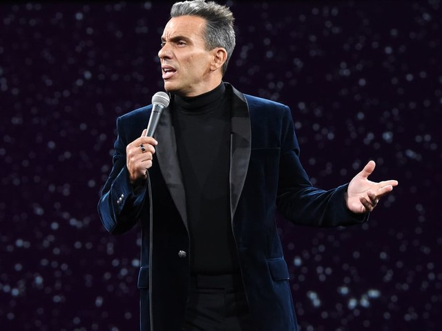 MTV VMAs Host Sebastian Maniscalco Knows How to Bring the Funny - So Prepare For a Good Show