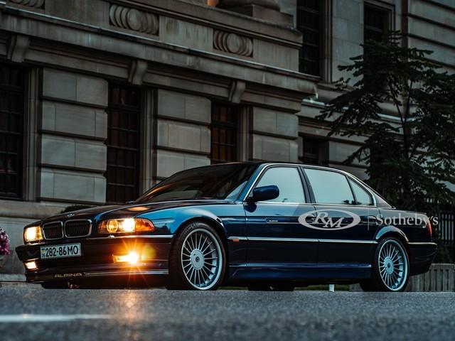 1998 BMW Alpina--B12