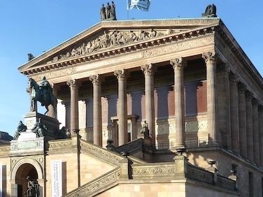 Three Berlin Museums Targeted in Vandalism Attack