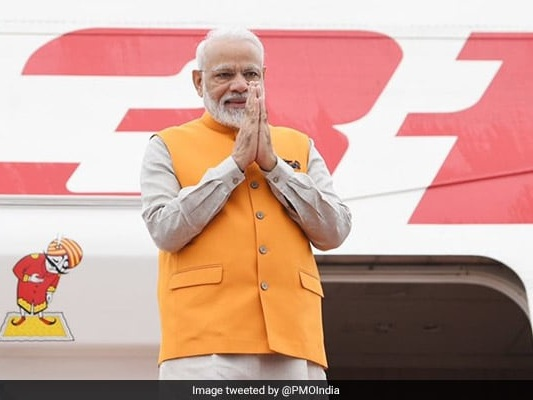 PM Modi Arrives In Japan For G20 Summit, To Meet Leaders Including Trump
