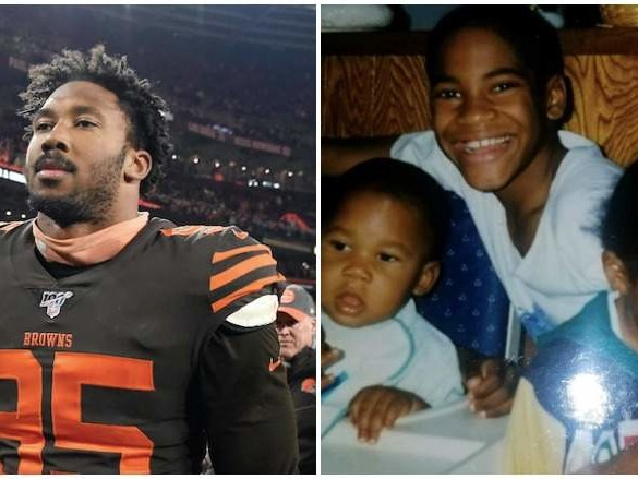 Myles Garrett's Family: 5 Fast Facts You Need to Know