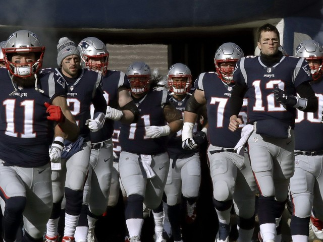Opinion: Patriots are right to play up underdog role, no matter how much you hate it