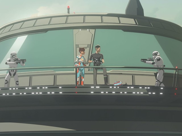 A Star Wars Resistance ProducerAnswers Your Burning Questions After the Season One Finale