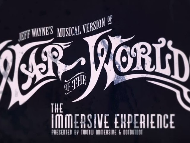 Cutting edge immersive experience based on The War of The Worlds opens in London