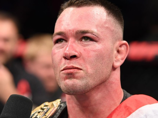 Colby Covington slams UFC for 'slave labor negotiations'