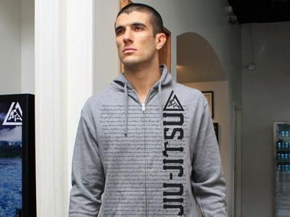 Rener Gracie on reality series, clothing line: The question isn't if, it's when