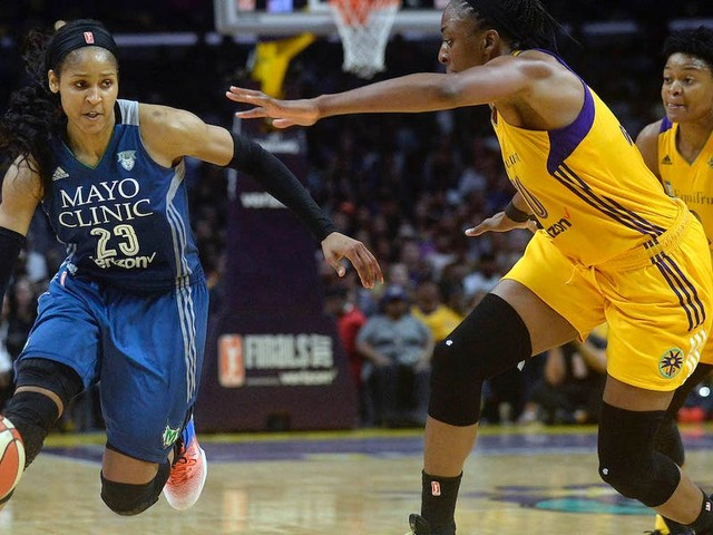 WNBA superstar Maya Moore says she's skipping her second consecutive season to help a prisoner she believes was wrongfully convicted