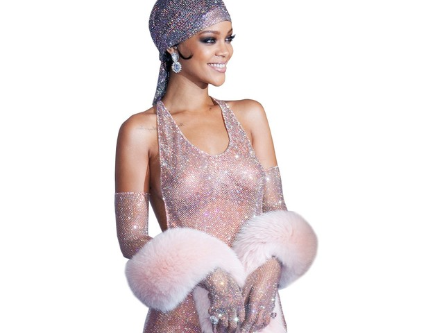 You Can Now Wear Rihanna's Most Iconic Red Carpet Looks...On Your Feet
