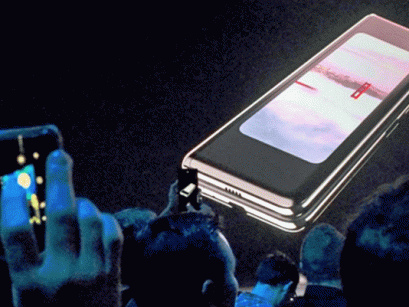 Galaxy Fold: Samsung loses face—and first-mover advantage