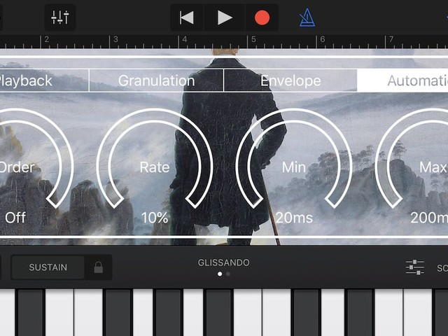 Following the granular theme let's create some clouds of sounds with Nimbus AU
