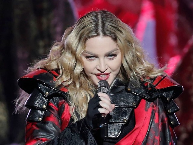 "Madonna Cancels London Concert, Saying She's Been ""Plagued"" By Injuries"