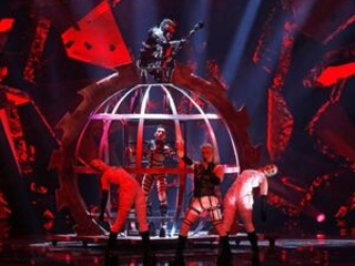 The Latest: Netherlands wins 2019 Eurovision Song Contest