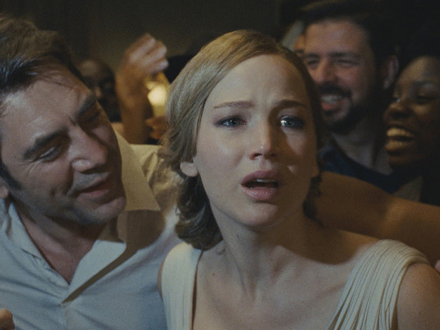 Oh, Ma god, Aronofsky's 'Mother' is terrifying