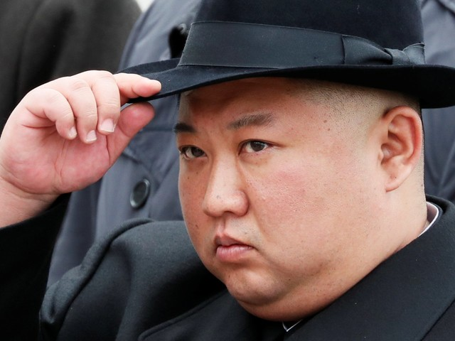 Trump's last-minute tweet to meet at the Korean border 'surprised' North Korea's Kim Jong Un