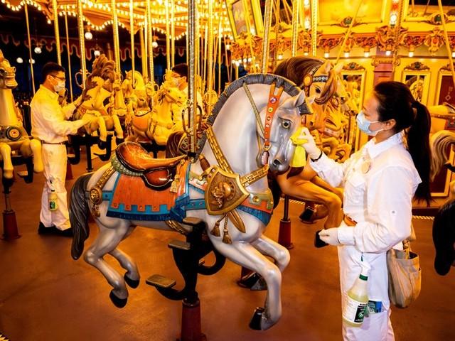 Hong Kong Disneyland to Close Immediately Due to COVID-19