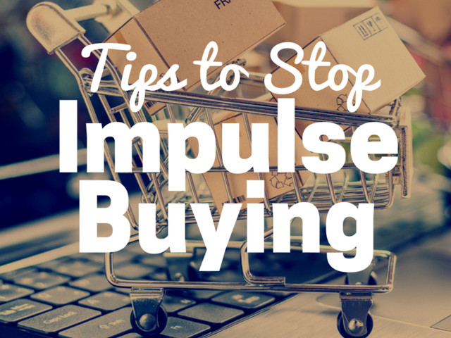 14 Tips to Stop Impulse Buying and Save Money
