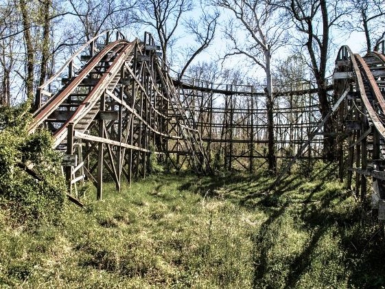 15 Abandoned Theme Parks to Explore for Thrills, Chills, and Nostalgia