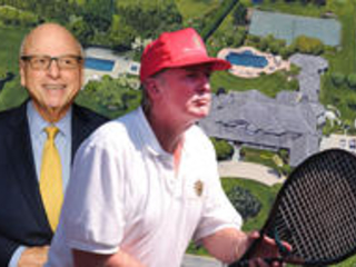 Howard Lorber and real estate pals to raise money for Trump at Hamptons manse