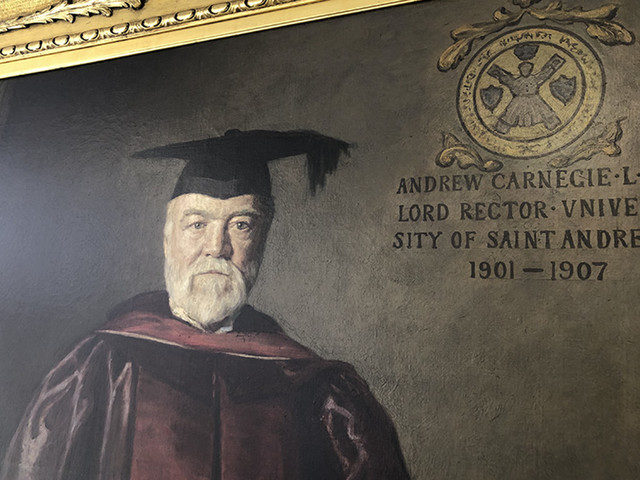 CMU President Reflects on Life and Legacy of Andrew Carnegie