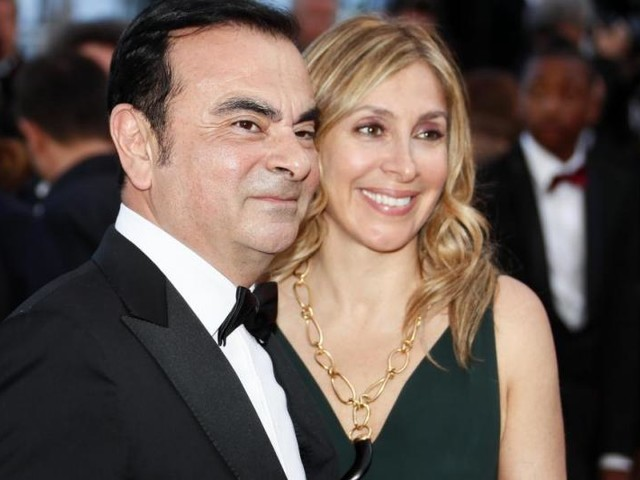 Japan issues arrest warrant for wife of Carlos Ghosn