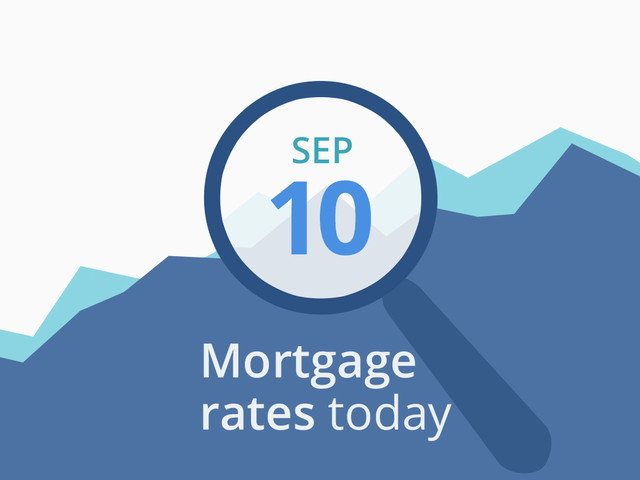 Mortgage rates today, September 10, 2018, plus lock recommendations