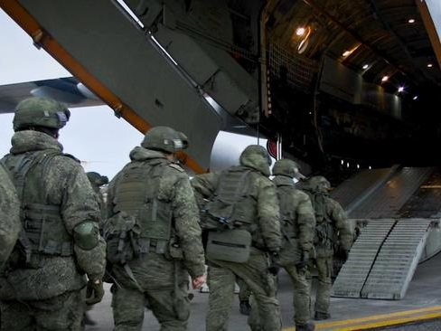 Nearly 2,000 Russian Peacekeepers EnterNagorno-Karabakh As 'Immediate' Ceasefire Signed