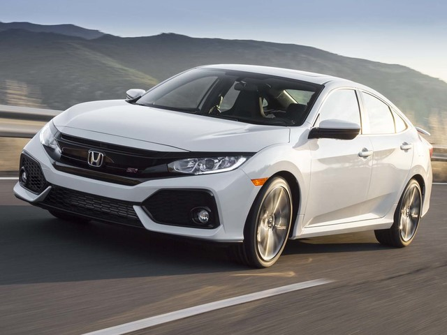 2017 Honda Civic Si Sedan First Test Review
