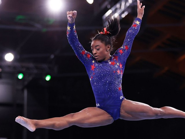 What Makes Simone Biles the Greatest of All Time?