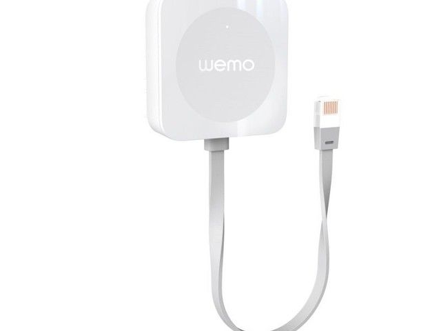 New 'Wemo Bridge' Will Bring HomeKit Support to Belkin's Wemo Line This Fall