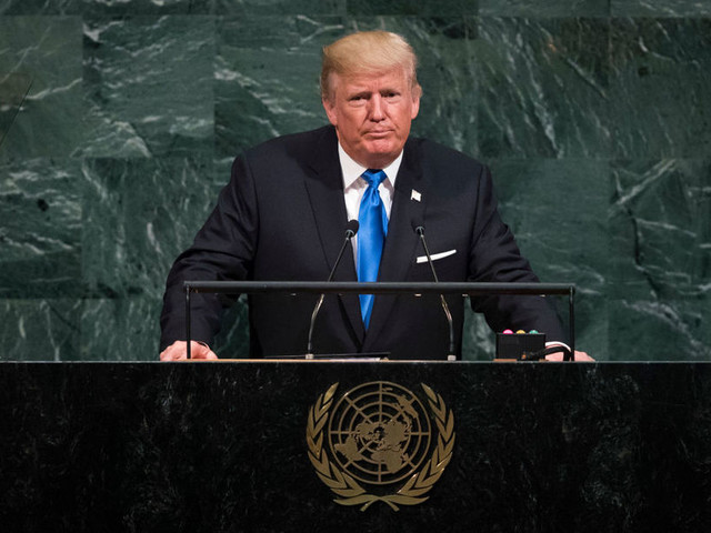 The world hopes Donald Trump is lying about North Korea