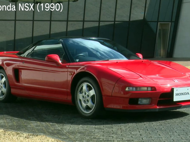 Honda Museum Shows Us What A Pristine 1990 NSX Is Like
