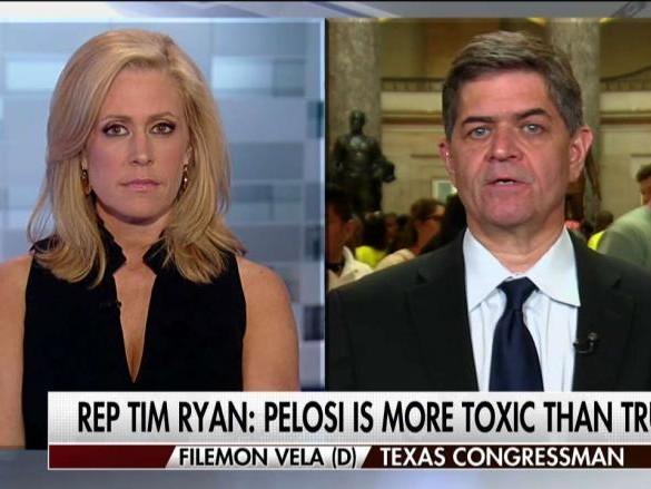 Democrat Filemon Vela on Replacing Pelosi: We Need New Leadership to Win Back Majority