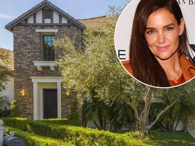 Go Inside Katie Holmes' $4.6 Million Calabasas Home