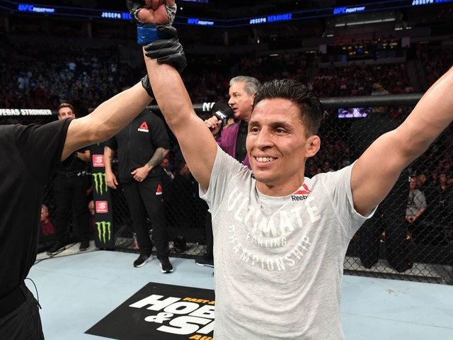 Joe-B on Figueiredo: 'He's aggressive and fun to watch'