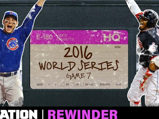 The biggest curse-ending moment in baseball history demands a deep rewind
