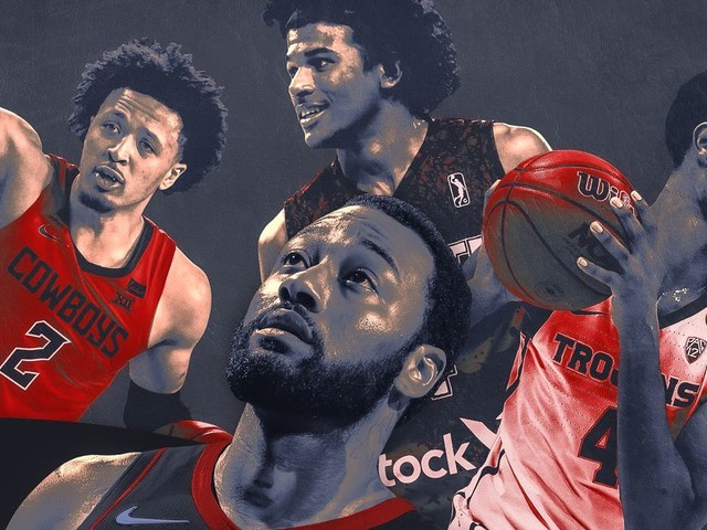 Who the Rockets Take at No. 2 Could Dictate the 2021 NBA Draft