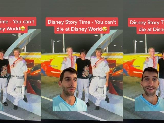 'No one dies at Disney': Viral TikTok renews debate over Disney parks urban legend