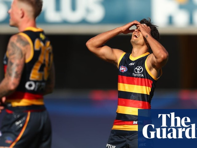 Adelaide Crows: from AFL grand finalists to no-hopers | Scott Heinrich