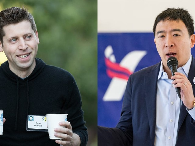 San Francisco's 'Yang Gang' is having lunch at Sam Altman's house to raise funds for presidential candidate Andrew Yang