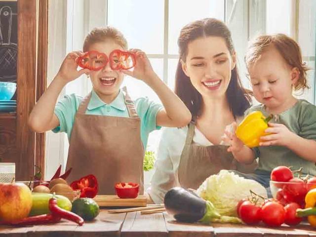 12 Consejos Fáciles Para Que Sus Hijos Coman Más Saludable
